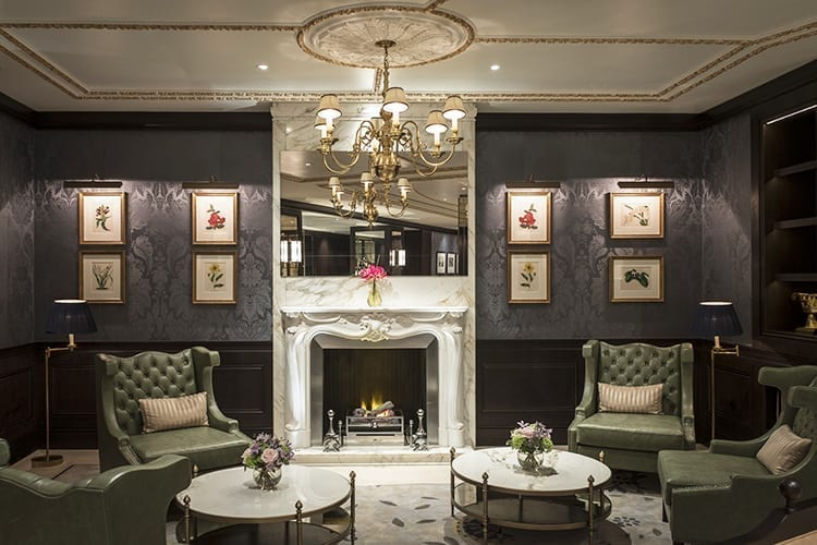 The Lanesborough Spa restaurant