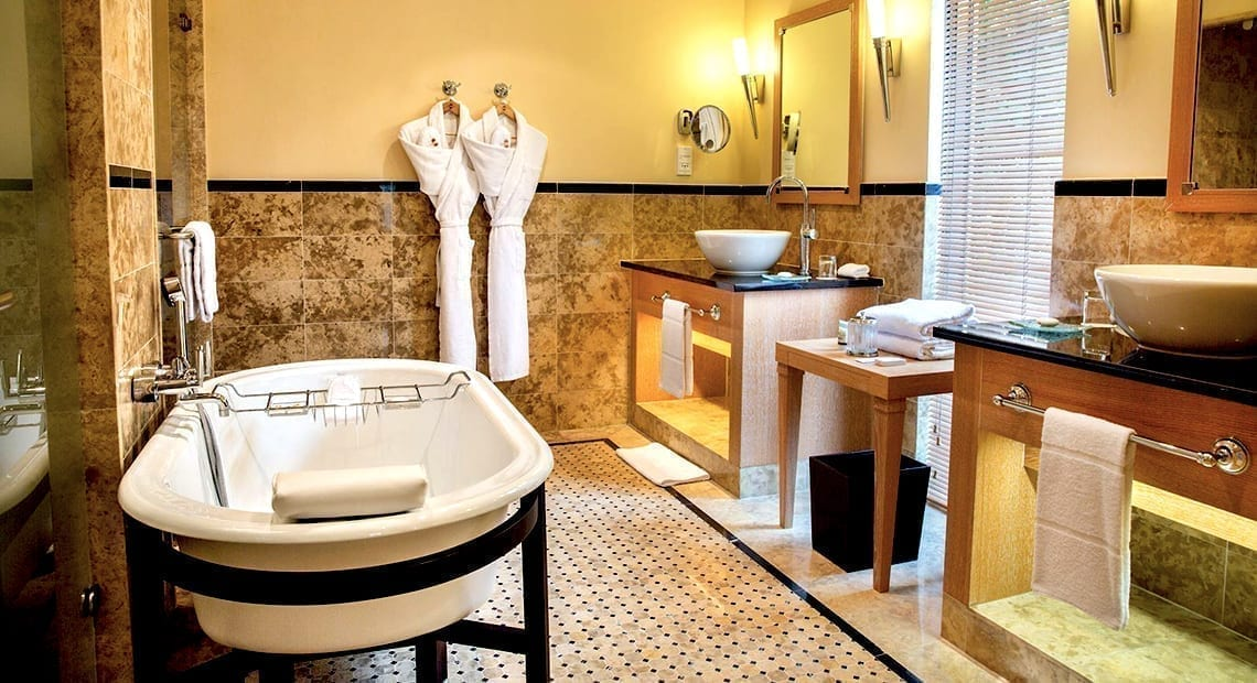 Villas Terre Blanche - bathroom