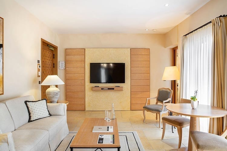 Villas Terre Blanche - living room