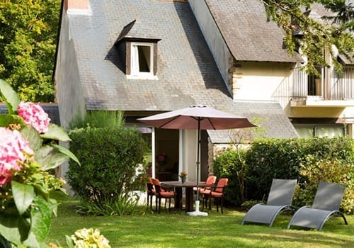 Villas at Domaine de la Bretesche *****