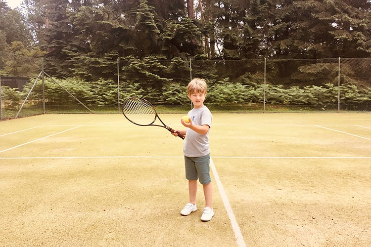 Dolce La Hulpe Brussels - Kid Tennis