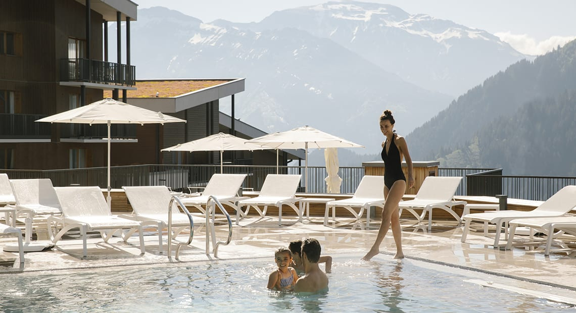 Grand Massif Samoëns Morillon Club Med ****