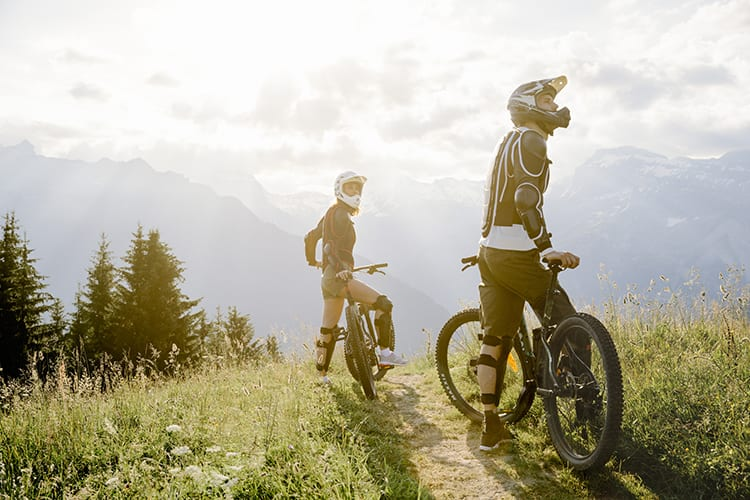 Grand-Massif-Samoens-Mountainbike