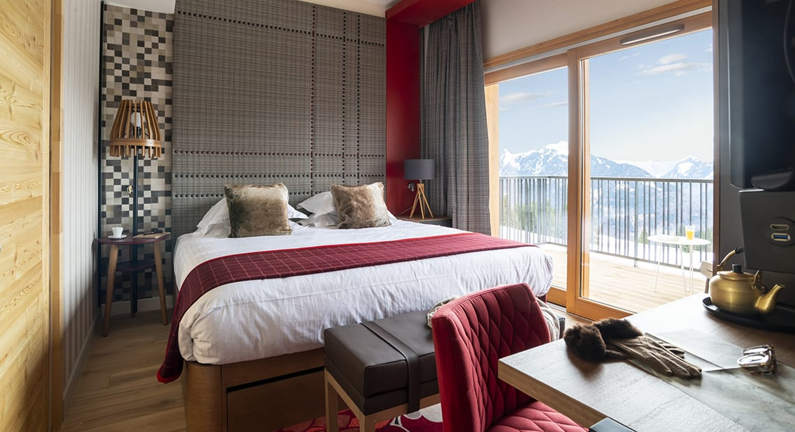 Grand-Massif-Samoens-Room-Mountain-View
