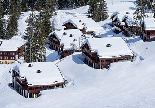 Valmorel Resort Chalets Club Med