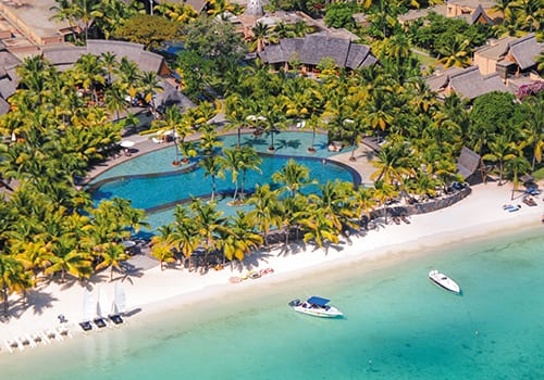 Trou aux Biches Beachcomber Golf Resort & Spa*****