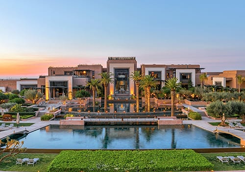 Fairmont Royal Palm Marrakech Little Guest