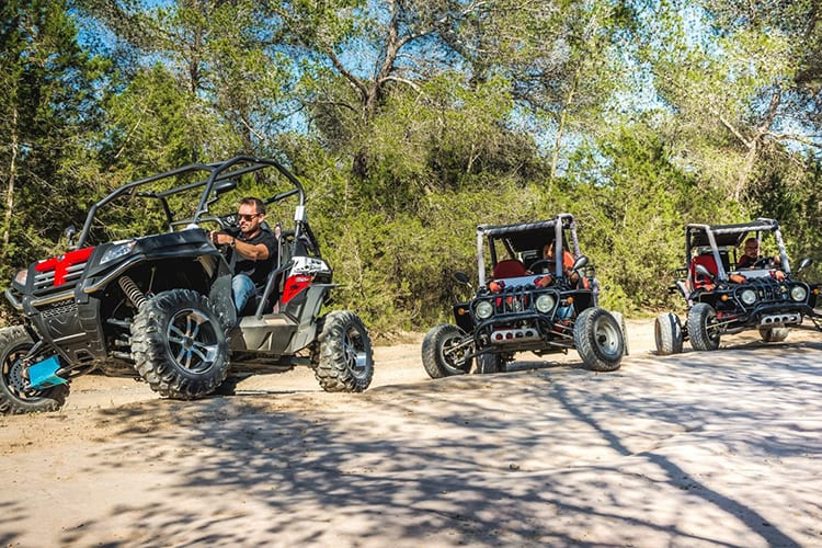 7Pines buggy excursion